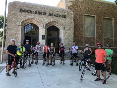 SMART Ride 2016 Participants